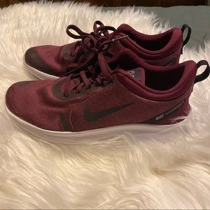 Nike Flex Experience 8 Dark Red Shoes Size US 5.5W